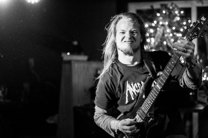Weekend Warriors // Metal Interviews // Mitchel Fulcer
