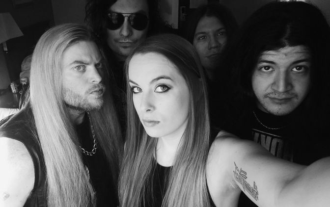 Weekend Warriors//Metal Interviews//Shokker