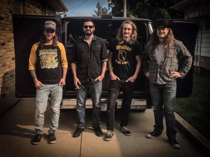 Weekend Warriors//Metal Interviews//Attalla