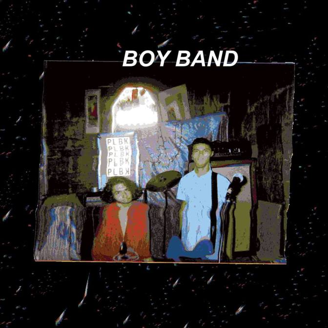 Extended Play//Boy Band- Pillbook