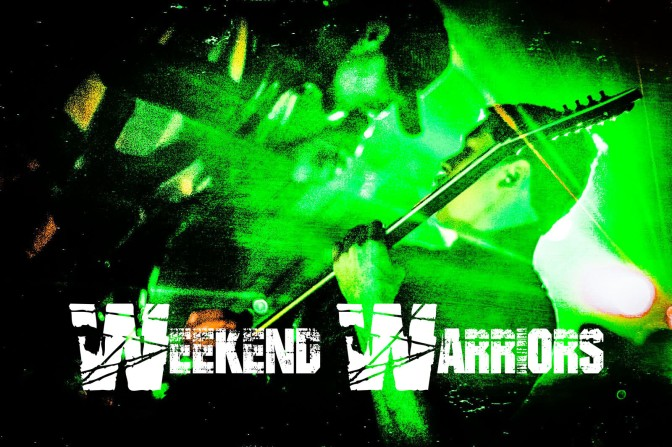 Weekend Warriors//Metal Interviews//Shield The Surviviors