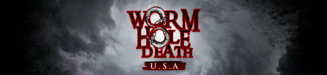 WORMHOLE DEATH USA Launches Spotify Playlist