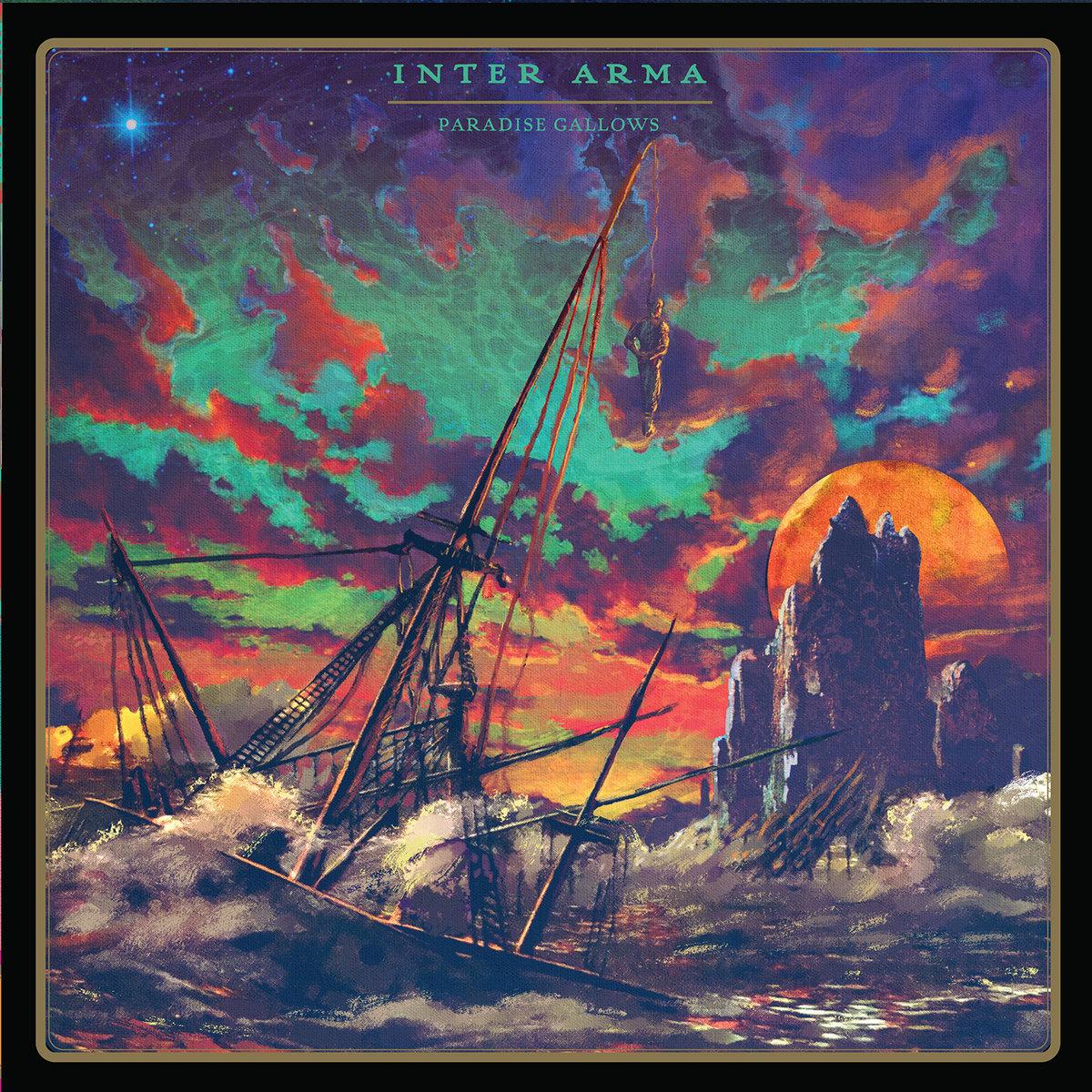 Album Review: INTER ARMA- 'ParadiseGallows'