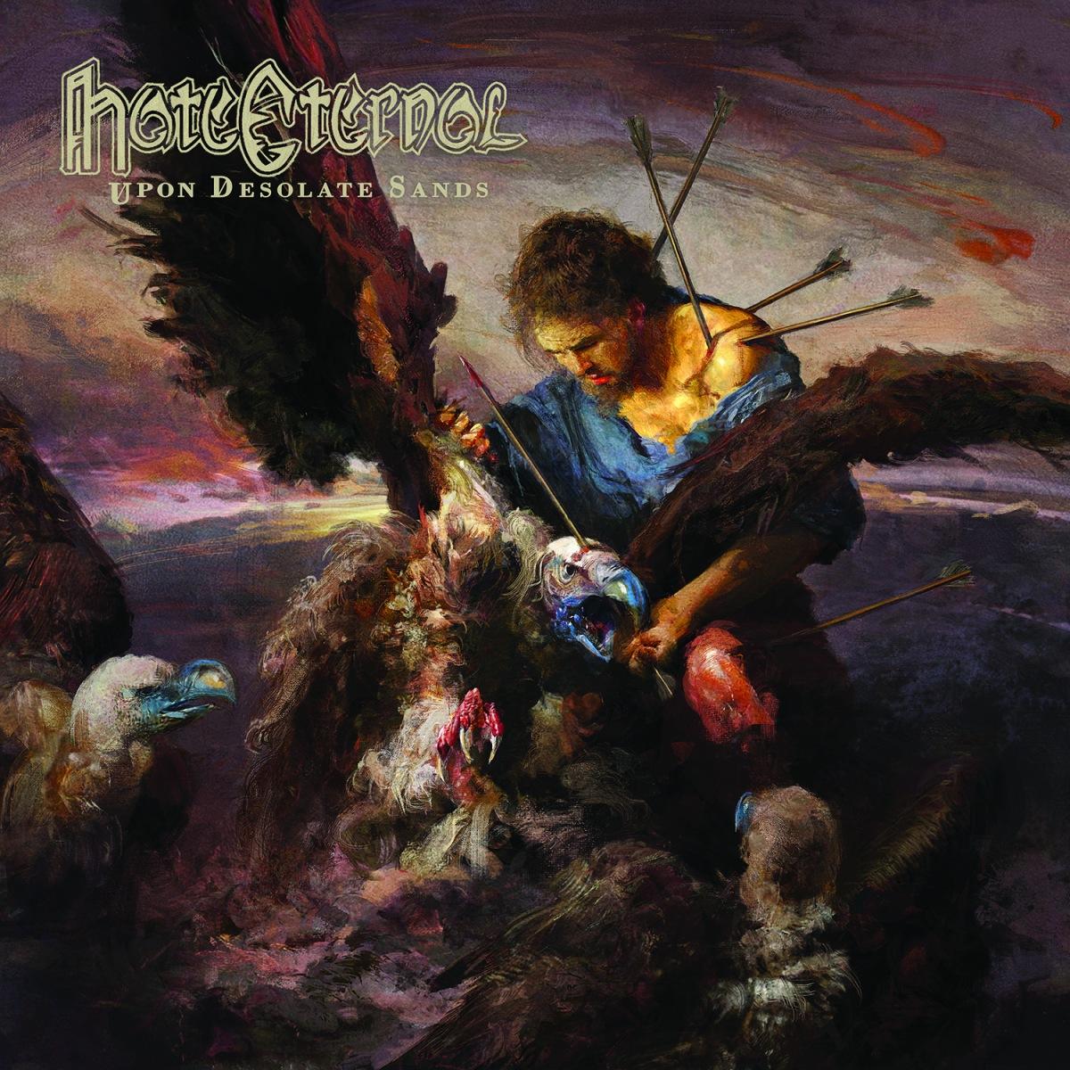 Album Review: HATE ETERNAL- 'Upon DesolateSands'
