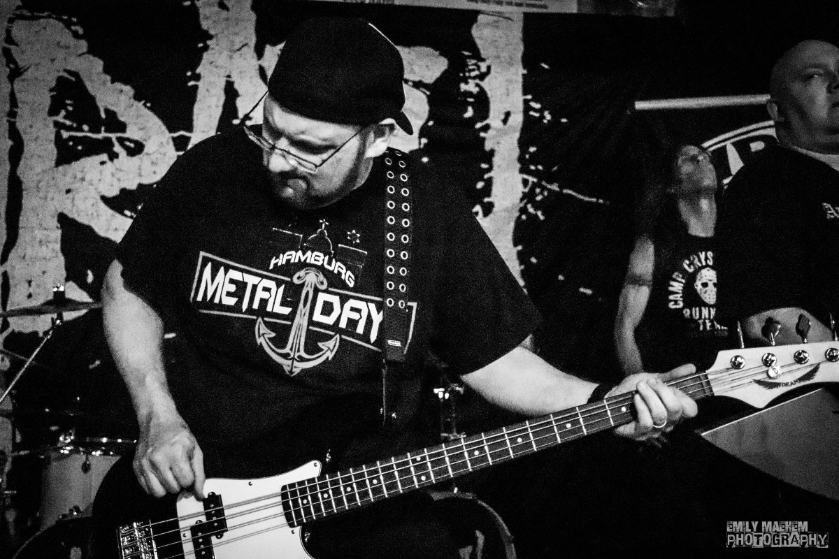 Front Row: WRATH Live At Happy'sPub