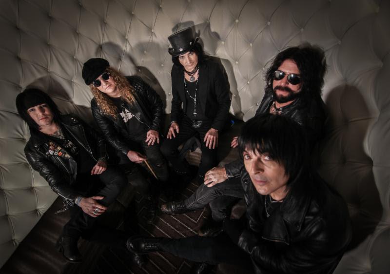 Maehem News: L.A. Guns Release New Single 'StayAway'