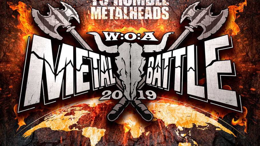 Maehem News: WACKEN METAL BATTLE USA ANNOUNCE 2019 BATTLE ROUNDS