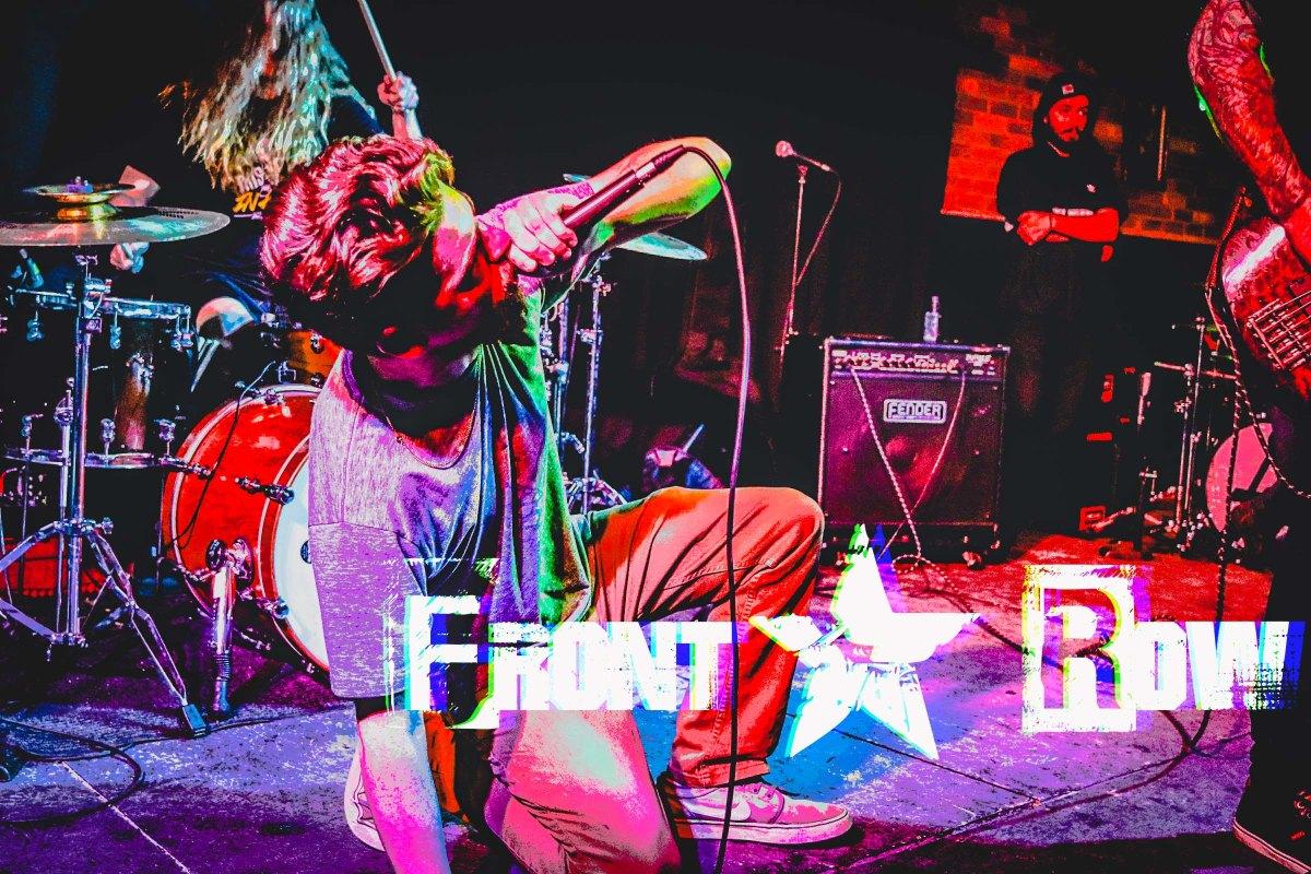 Front Row: Dead/Awake Live AtSV2