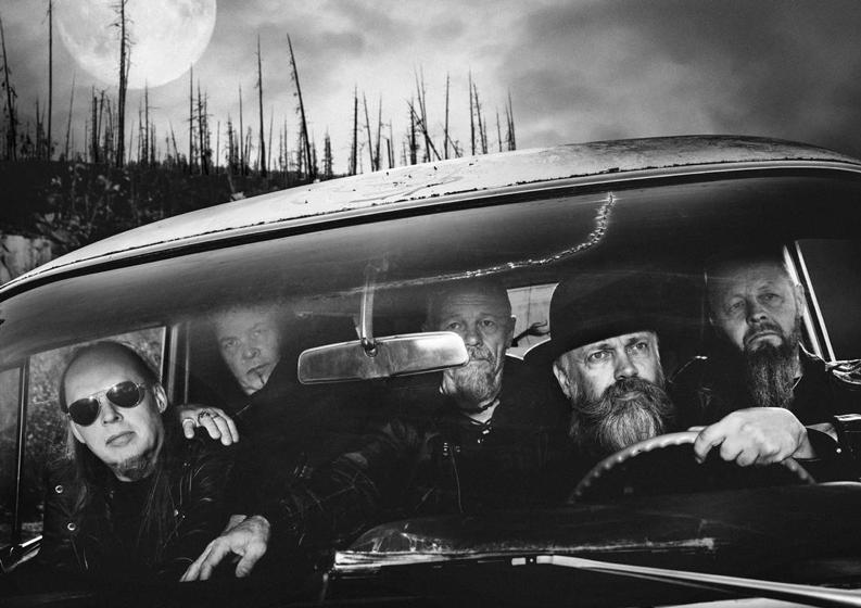 Maehem News: CANDLEMASS Album 'The Door to Doom' Streaming Exclusively viaKerrang