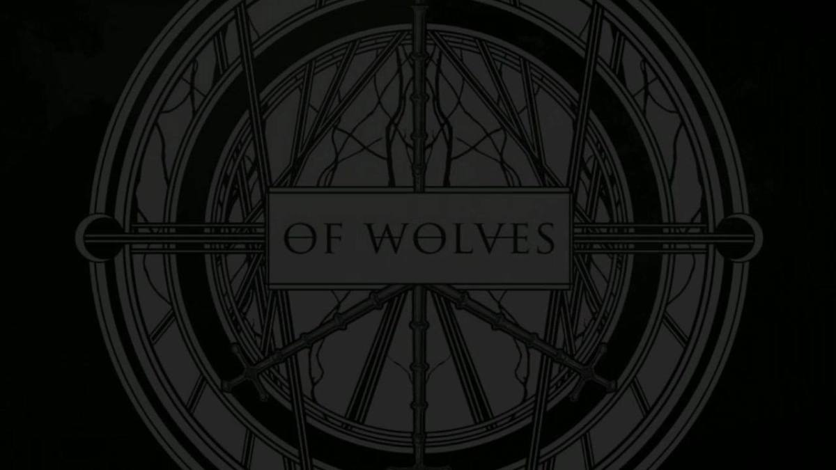 AV AMPLIFIED!: OF WOLVES 'Clear Cutting','Blood Shed', 'Heart ToHand'