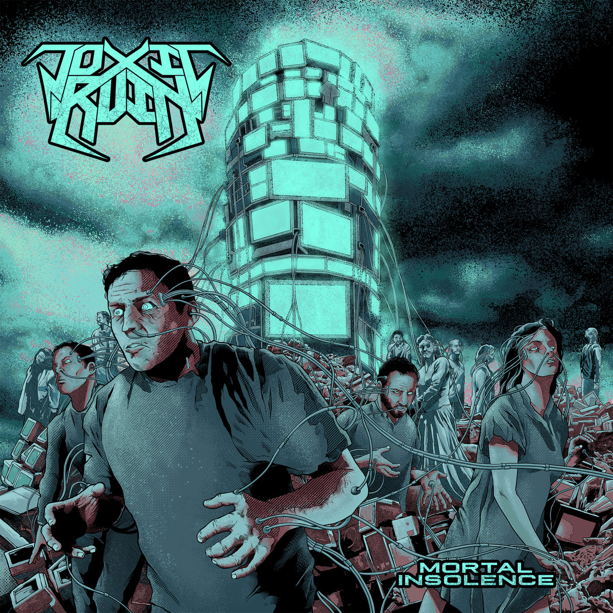 Extended Play: TOXIC RUIN- 'Mortal Insolence'