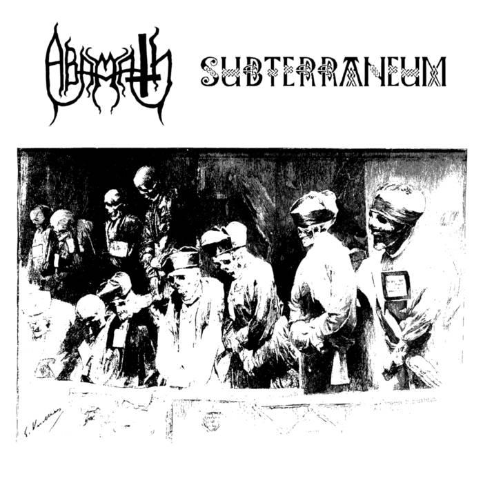 Album Review: Split-SUBTERRANEUM &ABAMATH