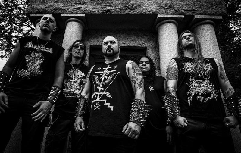 Maehem News: IMPRECATION: Damnatio Ad Bestias Out Now on Dark DescentRecords