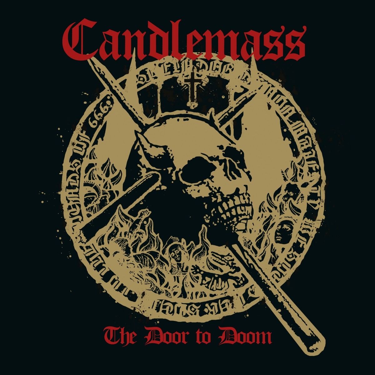 Album Review: CANDLEMASS 'The Door to Doom'