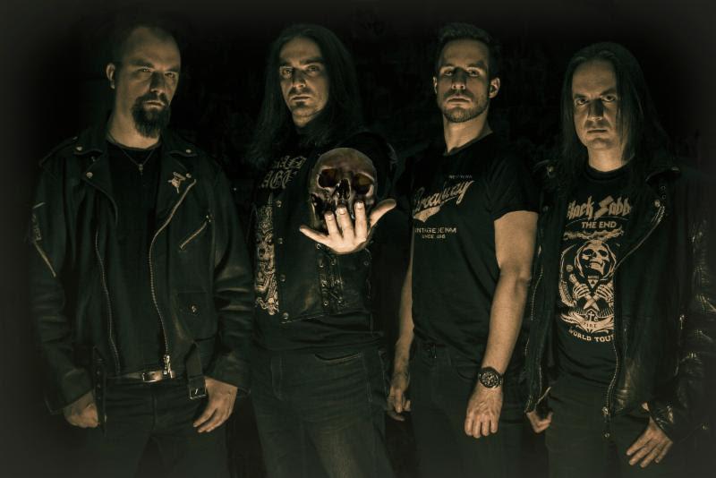 Maehem News:  MONASTERIUM Releasing 'Church Of Bones' May6
