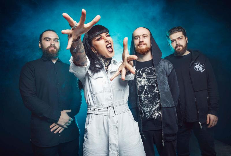 Maehem News: JINJER Announce North American Headline Tour