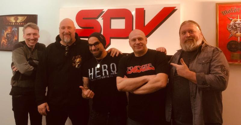 Maehem News: German Metal Legends RAGE Return To SPV/Steamhammer!