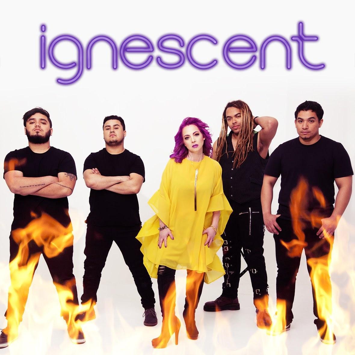 Maehem News: IGNESCENT Release Lyric Video 'Into theNight'