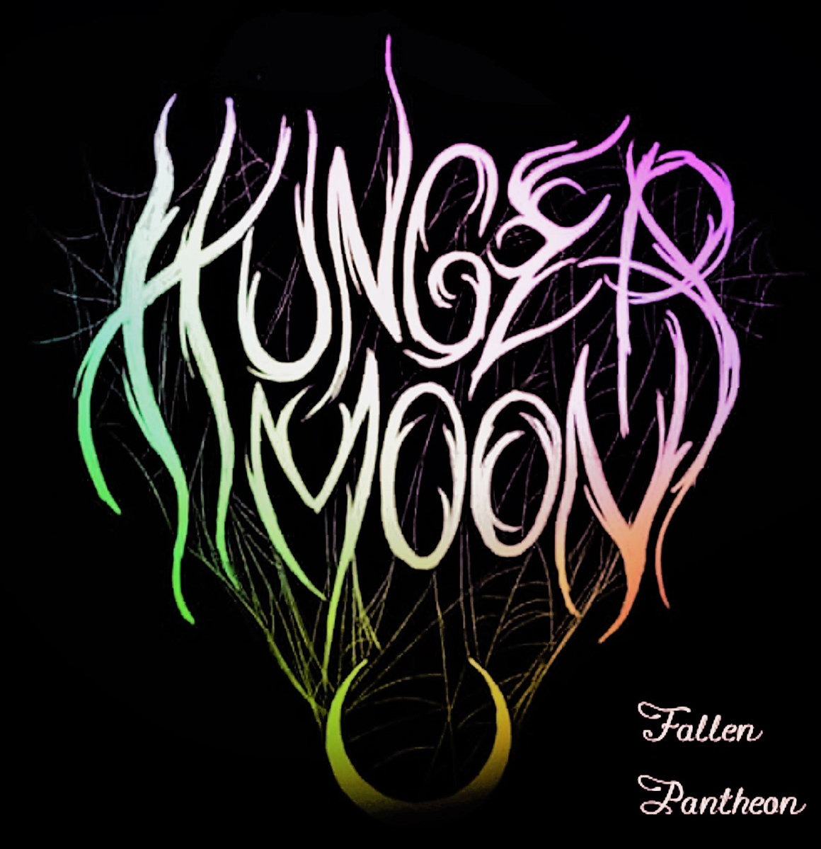 Album Review: HUNGER MOON 'Fallen Pantheon'
