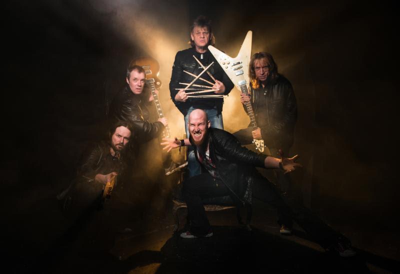 Maehem News: DIAMOND HEAD Unleash Video For 'The Sleeper' + European TourDates
