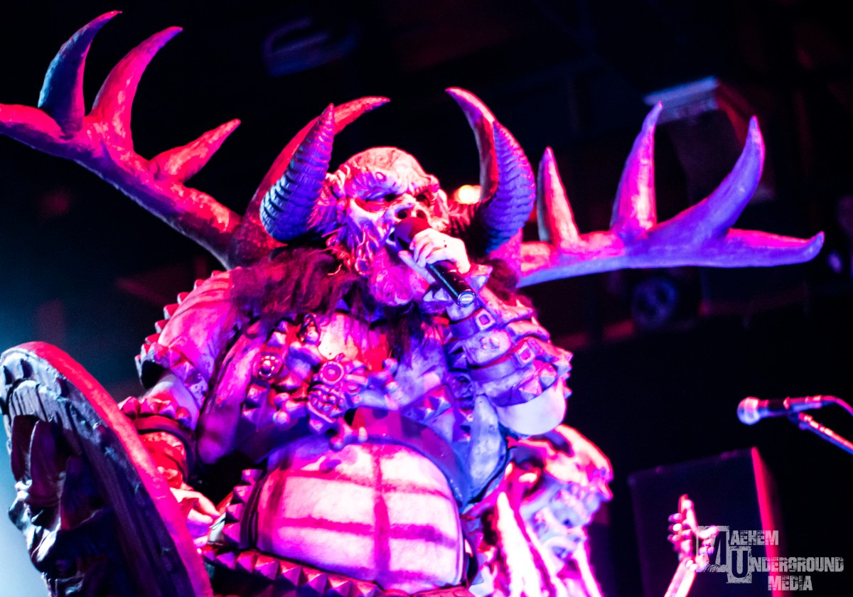 The Stage: The Rave GWAR + Supports