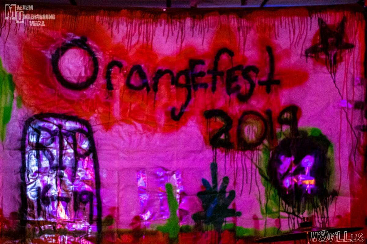 The Stage: Orange Fest 2019–Last Orange FestEVER!