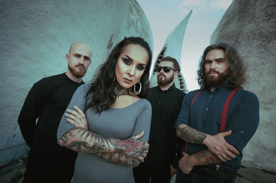 JINJER Release New Single & Official Music Video, 'On The Top' New Album, Macro, out October25