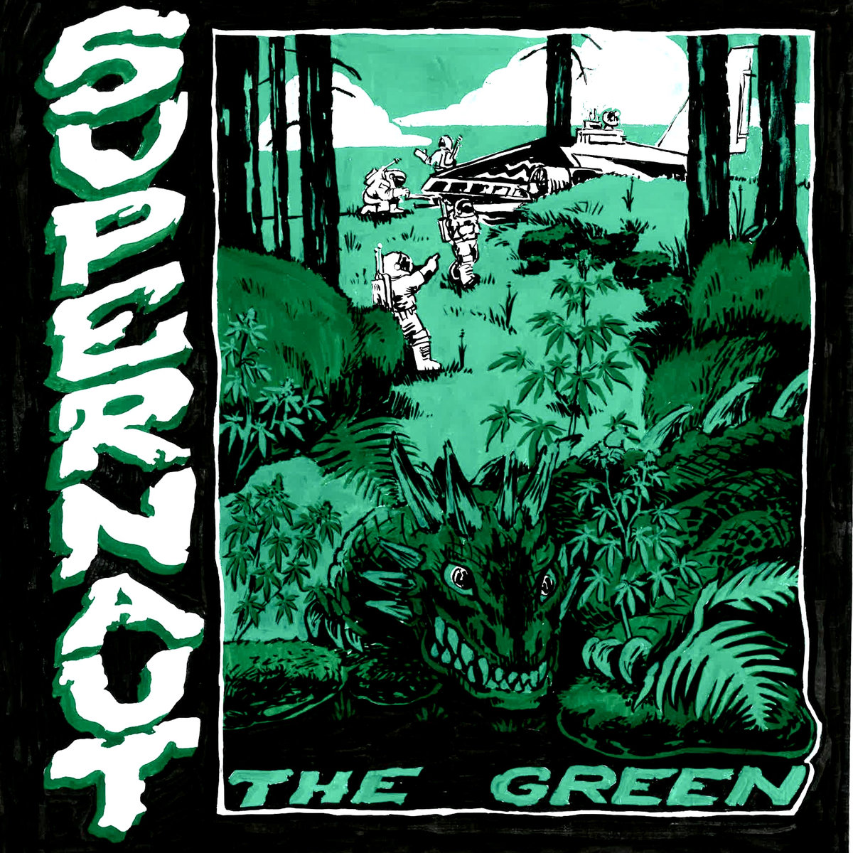 Album Review: SUPERNAUT 'The Green'