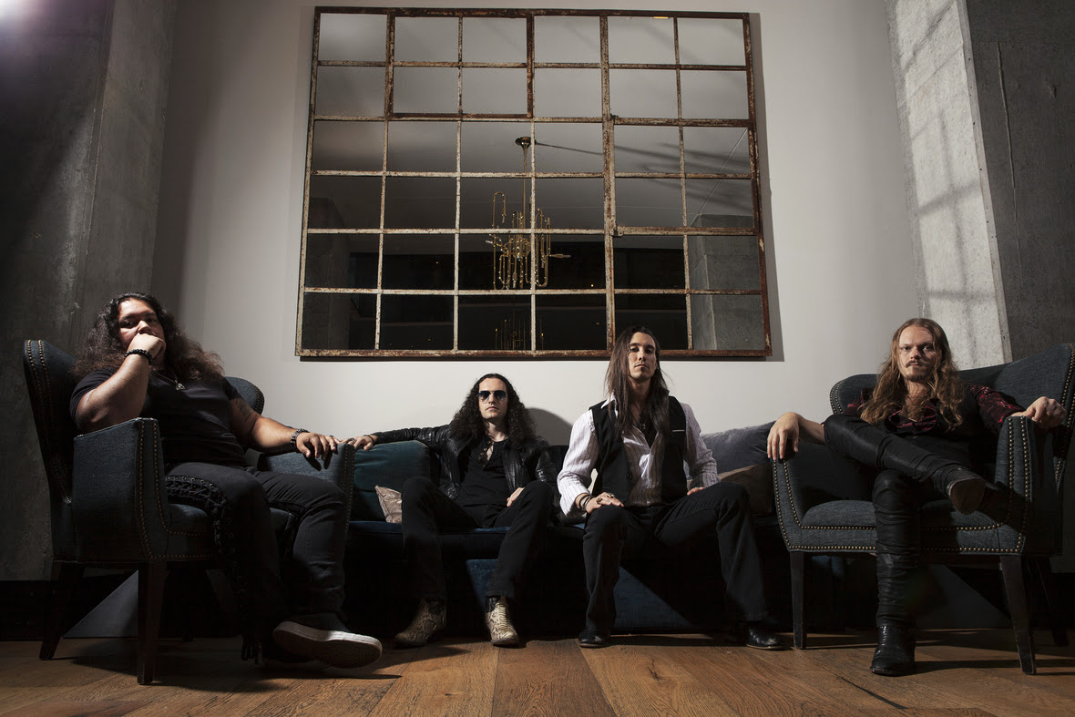 Maehem News: BLACK HEART SAINTS Releases Official Music Video For 'Misery'